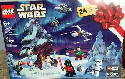 Lego's Disney Star Wars 2020 Christmas Advent Calendar #75279 NEW
