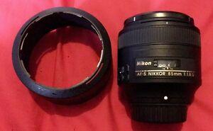 Nikon 85mm1.8g South Brisbane Brisbane South West Preview
