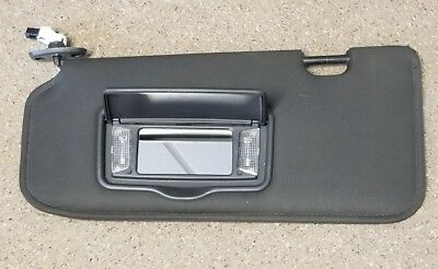 2001-2009 Honda Tribute SUNVISOR Driver Side (LH) Black Lighted OEM