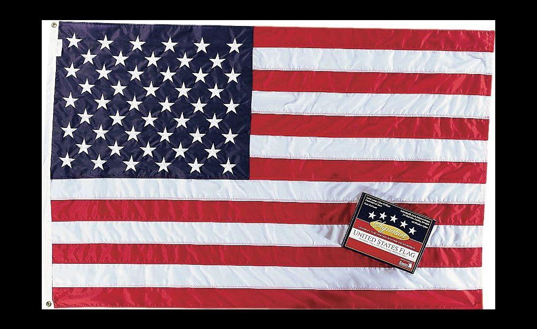 American United States Flag 3x5 ft Annin Signature Premium S