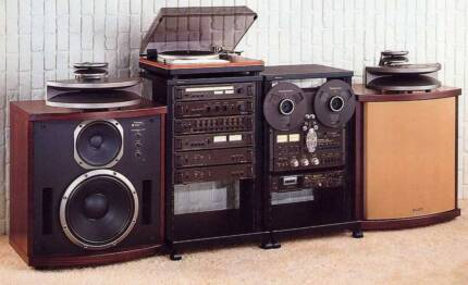 WANTED - Stereo System Amplifier, Turntable, Speakers, Records
