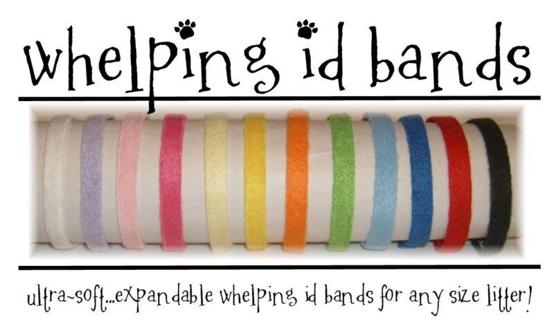 Ленточки для щенков
