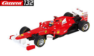 CARRERA 1/32 * FERNANDO ALONSO FERRARI F1 Formula One * New * SCALEXTRIC