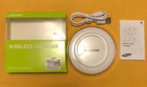 BNIB Qi Wireless Charger-Black/White-Shipping option available