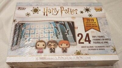 Harry Potter Funko Pop Christmas Advent Calendar 2019 Edition! Brand New Sealed