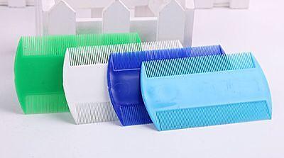 Wholesale Price1pcs Pet Flea Comb for Dog Cat Pets Color sent at random