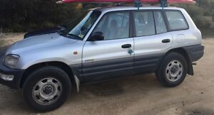 1997 Toyota RAV4 Wagon Coles Bay Glamorgan Area Preview