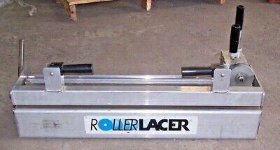 Clipper Roller Lacer 30 Clipper Roller Lacer 30 Conveyor Belt Lacing Tool