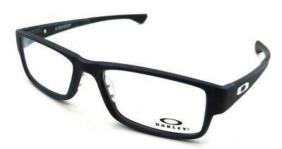 Oakley Rx Eyeglasses Frames OX8046-1557 57-18-143 Airdrop Satin Balsam / Black