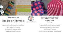 The Joy of Knitting - Fair in Hamilton Hamilton Newcastle Area Preview