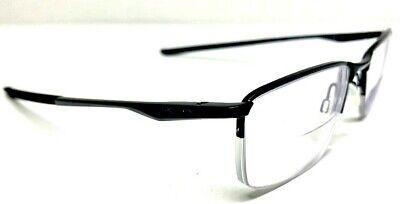 Oakley Socket 5.5 OX3218-0152 52o18 136 Polished Black Eyeglasses/Frames (ME)