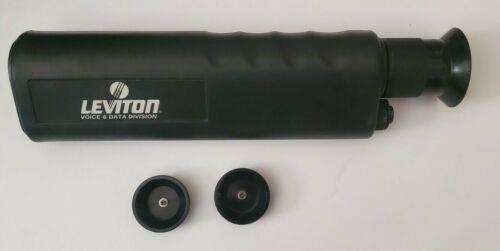 Leviton 49886-FSP 200x Fiber Inspection Scope