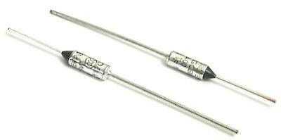 2 Each New Microtemp Sagcbw G4a00 117c Tf Thermal Cutoff Fuse