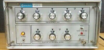 Western Electric Ks-21715 L1 Precision Oscillator I-384