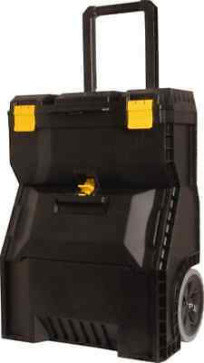 Stanley Mobile Portable Work Center Tool Box Chest Toolbox Storage Cabinet