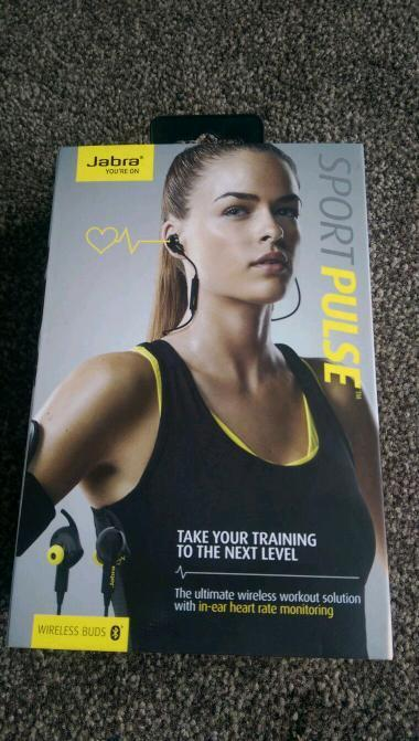 Jabra Sport Pulse w/ Heart rate monitor *New*