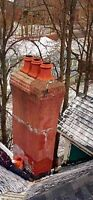 Chimney cleaning, repairs & inspections available !!
