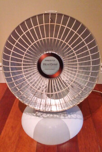 PRESTO PORTABLE  PARABOLIC ELECTRIC SPACE  HEATER