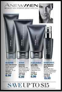 Anew Men Skin Care and Unisex Skin Care - NEW