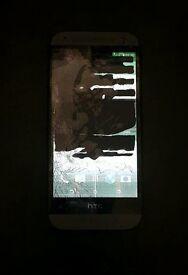 Htc one mini 2 (screen broken)