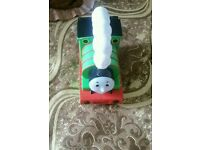 Baby talking Thomas percy lights and sound