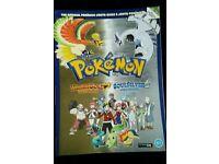 Pokemon gold silver DS guide book