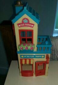 Little People tea rooms!