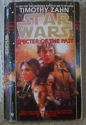 STAR WARS: SPECTER OF THE PAST, Timothy Zahn, US pb 1998 (9780553298048)