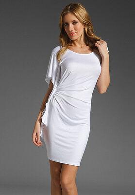 NWT Ella Moss Girl's Best Friend Dress Asymmetric Flutter Berry $138 - L](Girls Best Dresses)