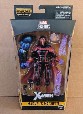 Marvel Legends Magneto X-Men BAF Apocalypse Wave 6