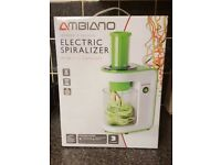 Electric Spiralizer