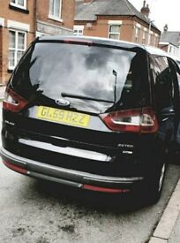 Ford Galaxy 2009 Black