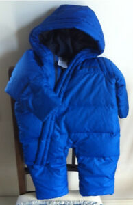 COLUMBIA LIKE NEW snowsuit 12months