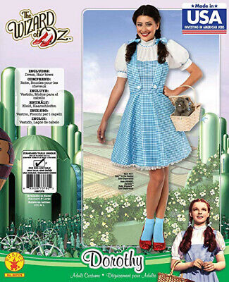 Wizard of Oz Dorothy Costume Adult Rubies Cosplay Play