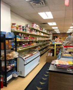 A Running Grocery Business for Sale