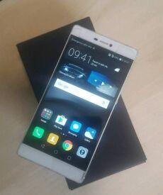 Huawei p8 silver colour unlocked