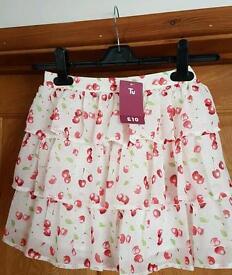 Child's layered skirt - Age 9