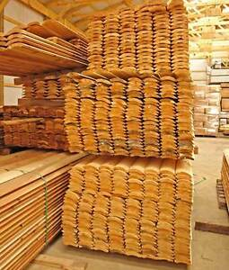 2x6 Western Cedar Log Siding- WE SHIP FREE SAMPLES