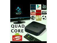MXQ ANDROID TV BOXS.