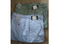 Ladies brand new trousers size 14( two pairs)