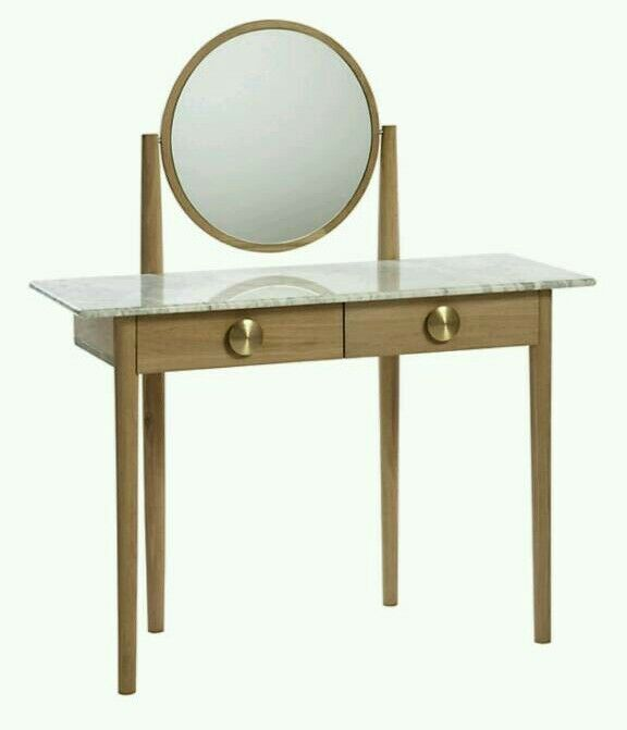 Bethan gray foe John Lewis dressing table mirror ONLY brand new