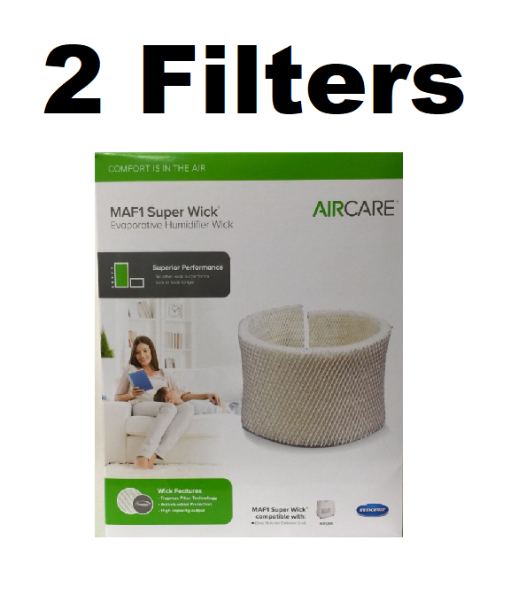AIRCARE MAF1 Replacement Wicking Humidifier Filter GENUINE 2