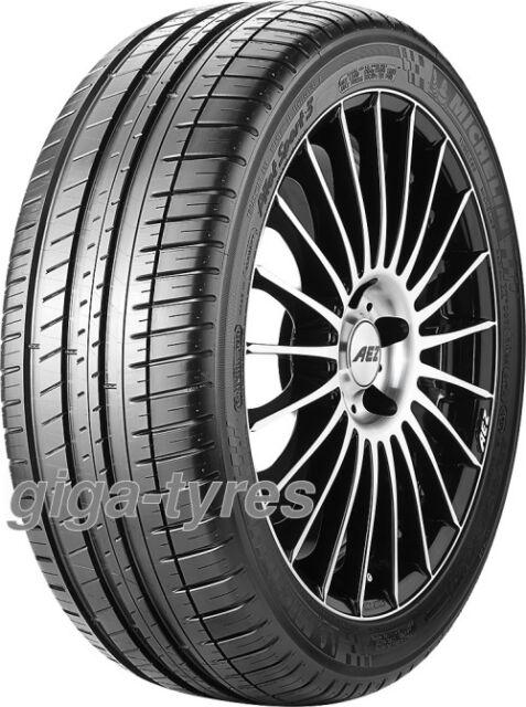 SUMMER TYRE Michelin Pilot Sport 3 255/35 ZR19 96Y XL GRNX AO með FSL