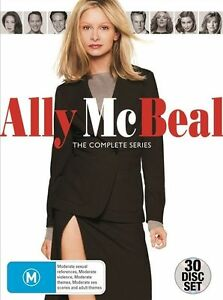 Ally McBeal : The COMPLETE Series : Seasons 1-5 : NEW DVD