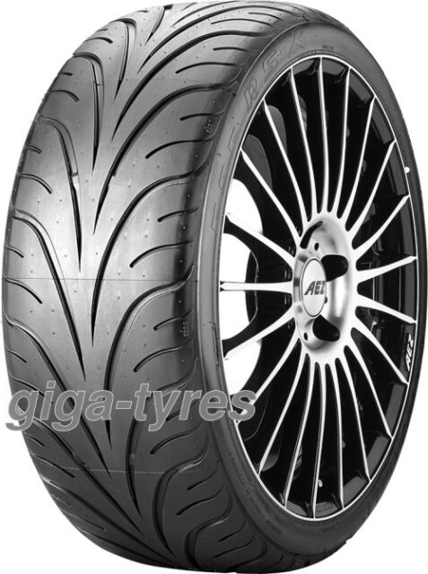 SUMMER TYRE Federal 595 RS-R 255/35 ZR18 90W með MFS