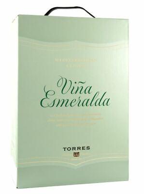 TORRES VIÑA ESMERALDA Bag in Box 3,0 Liter - Spanien - Weißwein -