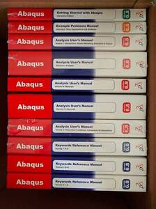 ABAQUS Reference & User Manuals  v6.8 Dianella Stirling Area Preview