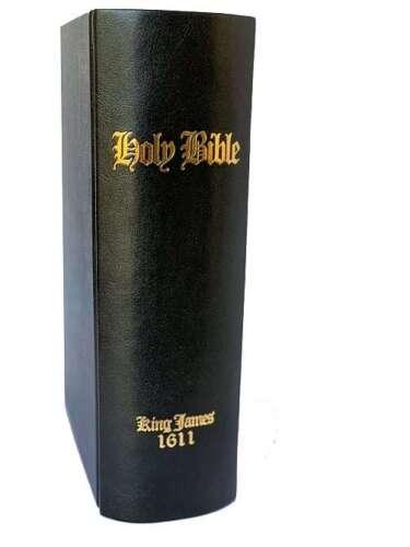 1611 King James Bible, 1st Edition