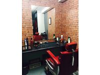 Barbers To Let Warmley Good turnover fully equipped 2 chair £6000 in going low rent
