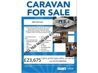 For sale, Caravans and lodges in Minster kent.